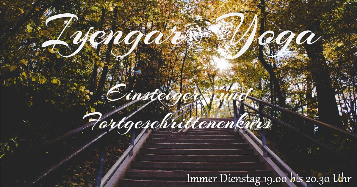 Iyengar-Yoga Kurs für Fortgeschrittene
