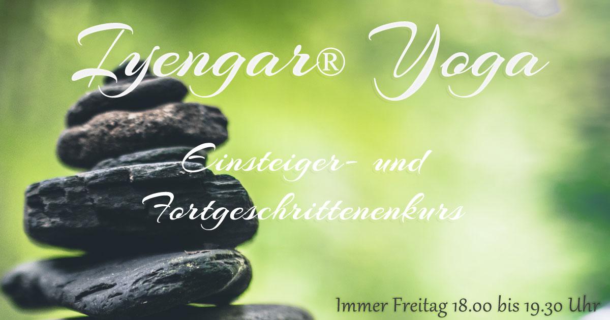 Iyengar-Yoga Kurs Freitag Abend